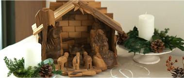 フランスの伝統的なクリスマスのおはなし